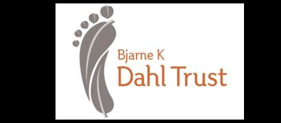 Dahl Trust's logo.