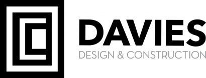 Davies Design & Construction's logo.